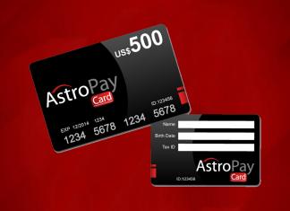 Top 11 sites com AstroPay